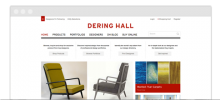 Featured Designer on Dering Hall